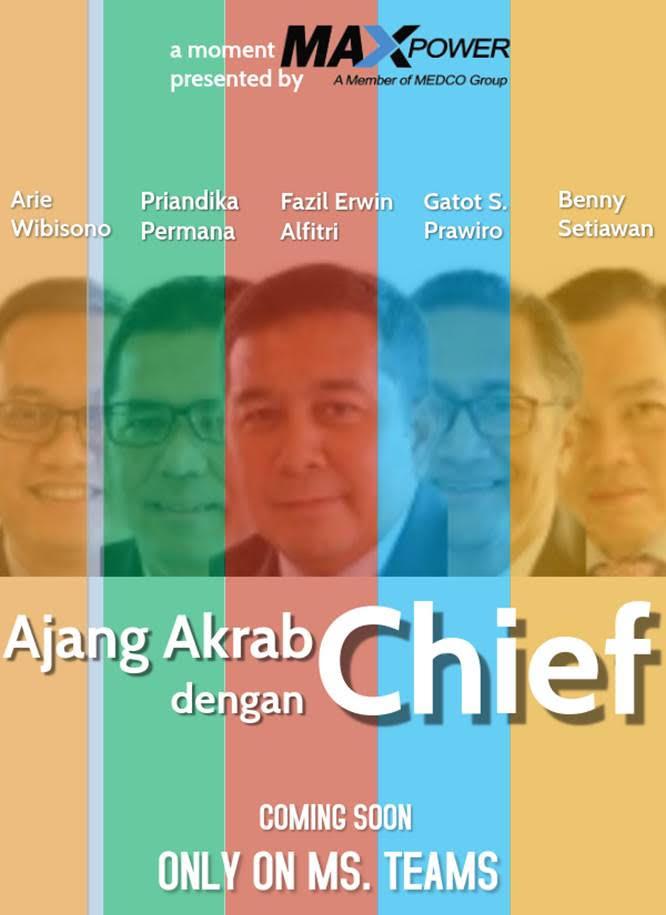 """AADC Activity """"Ajang Akrab Dengan Chief"""""""