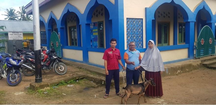 CSR Idul Adha 2020 Sorong, Papua