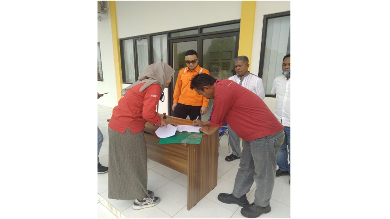 CSR Idul Adha 2020 Duri, Riau