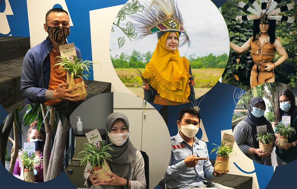 Kartini & Earth Day 2021 Celebration