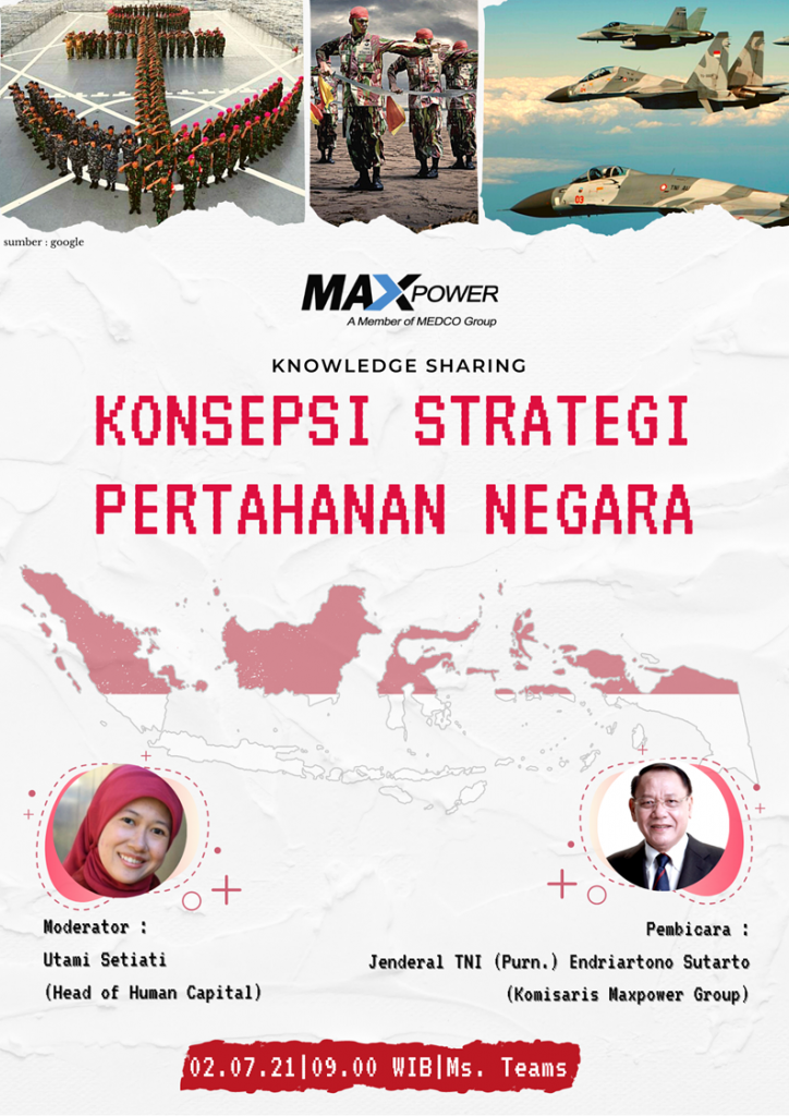 Knowledge Sharing : Conception of the National Defense Strategy