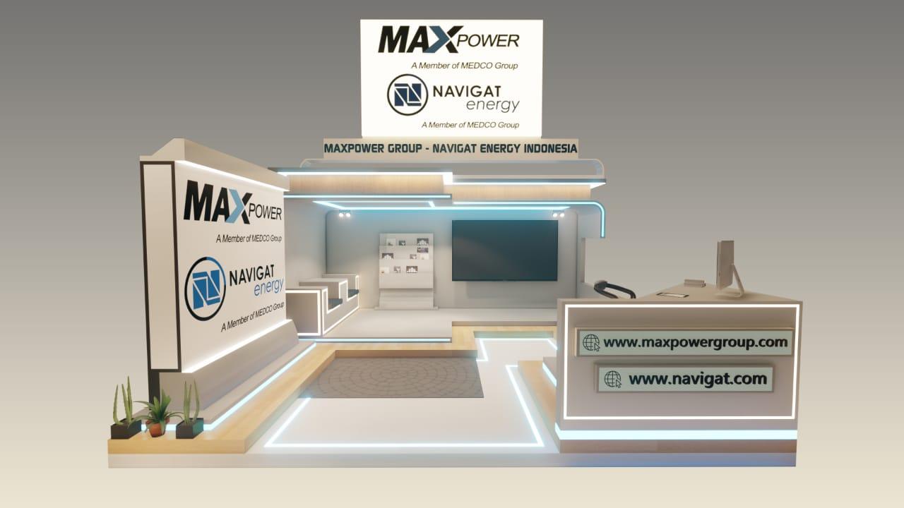 MAXPOWER NEI FINAL BOOTH